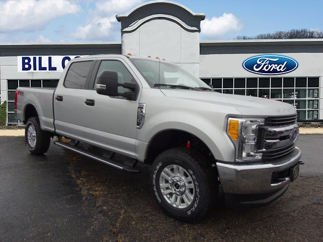 2017 F-250 Crew Cab 4x4 Pickup #BF0528 - photo 1