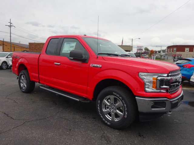 2018 F-150 Super Cab 4x4 Pickup #BF0535 - photo 3