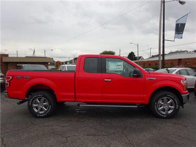 2018 F-150 Super Cab 4x4 Pickup #BF0535 - photo 4