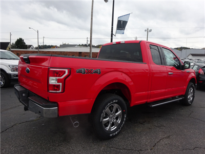 2018 F-150 Super Cab 4x4 Pickup #BF0535 - photo 2