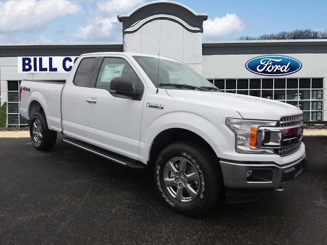 2018 F-150 Super Cab 4x4,  Pickup #BF0536 - photo 1