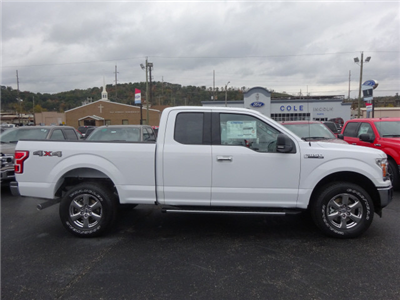 2018 F-150 Super Cab 4x4,  Pickup #BF0536 - photo 3