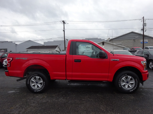 2018 F-150 Regular Cab 4x4, Pickup #BF0547 - photo 3