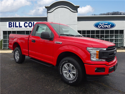 2018 F-150 Regular Cab 4x4, Pickup #BF0547 - photo 1