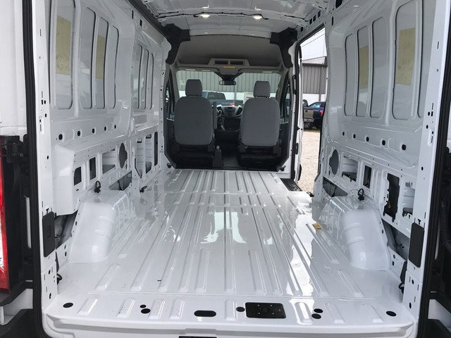 2018 Transit 250 Med Roof 4x2,  Empty Cargo Van #BF0550 - photo 2