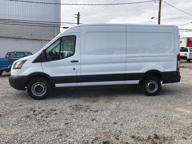2018 Transit 250 Med Roof 4x2,  Empty Cargo Van #BF0550 - photo 5