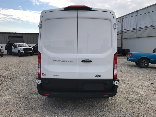 2018 Transit 250 Med Roof 4x2,  Empty Cargo Van #BF0550 - photo 7