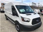 2018 Transit 250 Med Roof 4x2,  Empty Cargo Van #BF0550 - photo 1