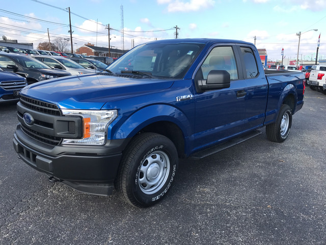 2018 F-150 Super Cab 4x4, Pickup #BF0553 - photo 1