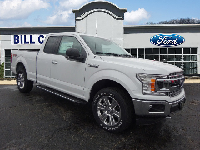2018 F-150 Super Cab 4x4,  Pickup #BF0554 - photo 1