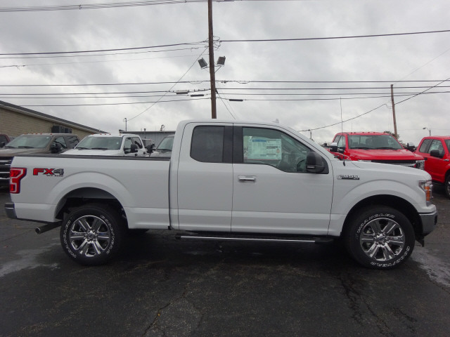 2018 F-150 Super Cab 4x4,  Pickup #BF0554 - photo 3