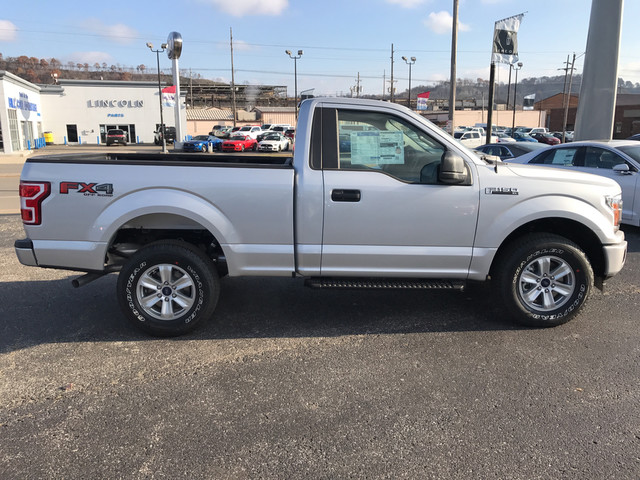 2018 F-150 Regular Cab 4x4,  Pickup #BF0555 - photo 8