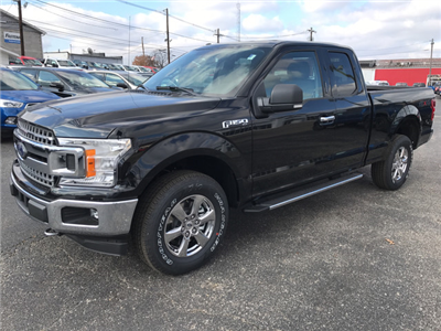 2018 F-150 Super Cab 4x4 Pickup #BF0576 - photo 4