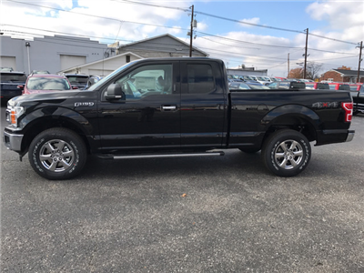 2018 F-150 Super Cab 4x4, Pickup #BF0576 - photo 5