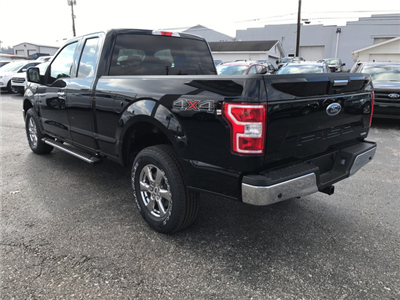 2018 F-150 Super Cab 4x4 Pickup #BF0576 - photo 6