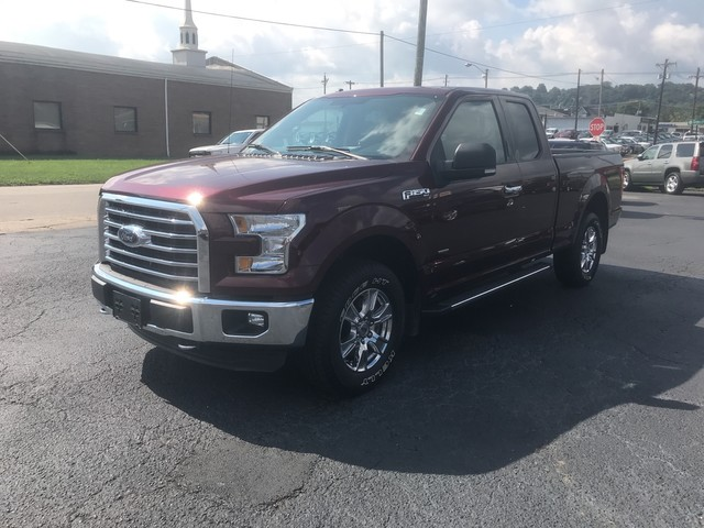 2016 F-150 Super Cab 4x4,  Pickup #BF0578A - photo 4