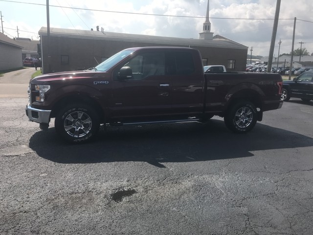 2016 F-150 Super Cab 4x4,  Pickup #BF0578A - photo 5