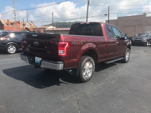 2016 F-150 Super Cab 4x4,  Pickup #BF0578A - photo 2