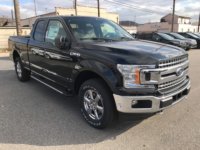 2018 F-150 Super Cab 4x4, Pickup #BF0579 - photo 8