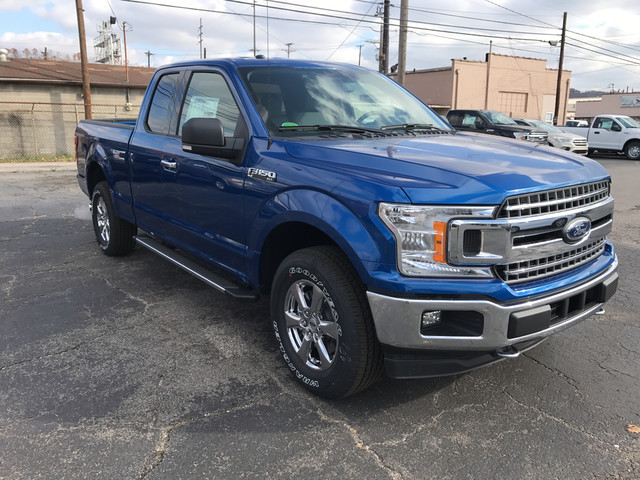 2018 F-150 Super Cab 4x4, Pickup #BF0580 - photo 1
