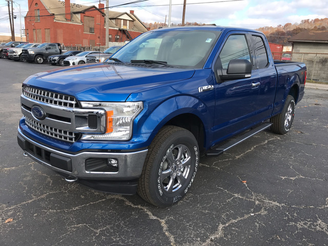 2018 F-150 Super Cab 4x4, Pickup #BF0580 - photo 5