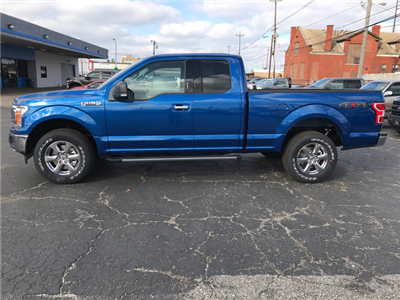 2018 F-150 Super Cab 4x4, Pickup #BF0580 - photo 3