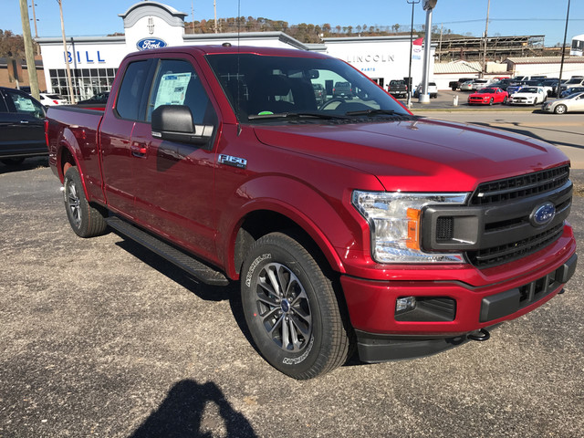 2018 F-150 Super Cab 4x4,  Pickup #BF0607 - photo 1