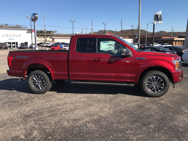 2018 F-150 Super Cab 4x4,  Pickup #BF0607 - photo 4