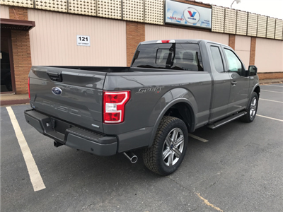2018 F-150 Super Cab 4x4,  Pickup #BF0612 - photo 2
