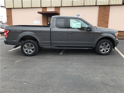 2018 F-150 Super Cab 4x4,  Pickup #BF0612 - photo 8