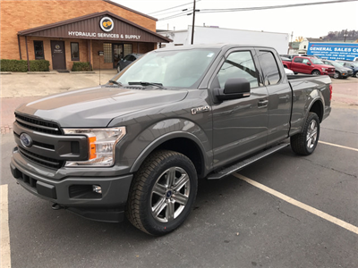2018 F-150 Super Cab 4x4,  Pickup #BF0612 - photo 4