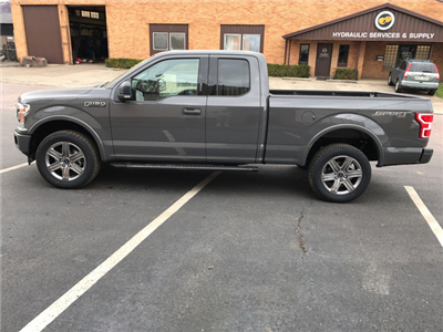 2018 F-150 Super Cab 4x4,  Pickup #BF0612 - photo 5