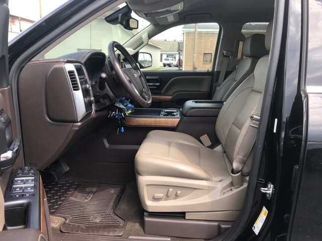 2016 Silverado 1500 Crew Cab 4x4,  Pickup #BF0613A - photo 10