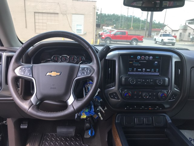 2016 Silverado 1500 Crew Cab 4x4,  Pickup #BF0613A - photo 12