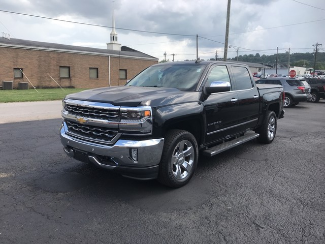 2016 Silverado 1500 Crew Cab 4x4,  Pickup #BF0613A - photo 4