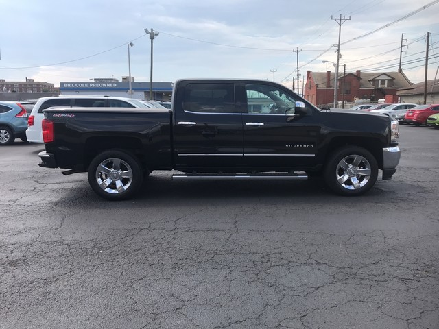 2016 Silverado 1500 Crew Cab 4x4,  Pickup #BF0613A - photo 8