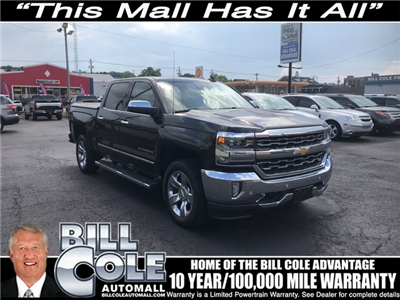 2016 Silverado 1500 Crew Cab 4x4,  Pickup #BF0613A - photo 1