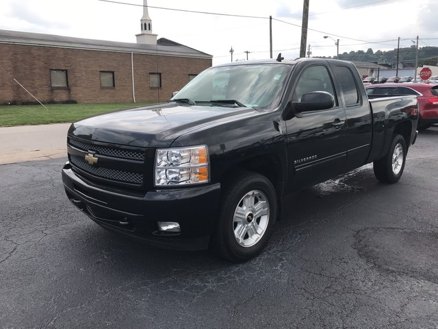 2010 Silverado 1500 Extended Cab 4x4,  Pickup #BF0613B - photo 4