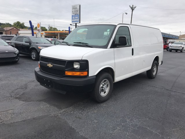 2016 Express 2500,  Upfitted Cargo Van #BF0620A - photo 5