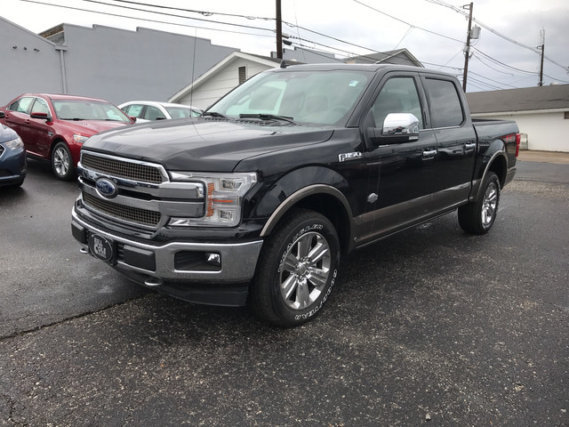 2018 F-150 SuperCrew Cab 4x4,  Pickup #BF0642 - photo 4