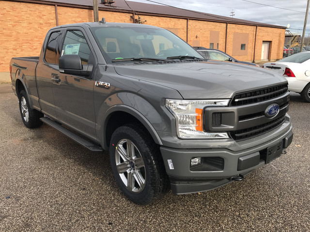 2018 F-150 Super Cab 4x4, Pickup #BF0647 - photo 3