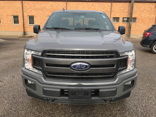 2018 F-150 Super Cab 4x4, Pickup #BF0647 - photo 4
