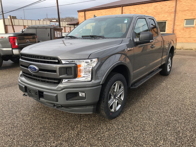 2018 F-150 Super Cab 4x4, Pickup #BF0647 - photo 1
