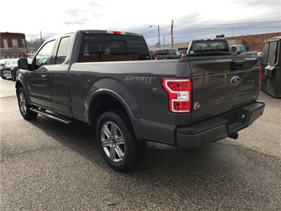 2018 F-150 Super Cab 4x4, Pickup #BF0647 - photo 2
