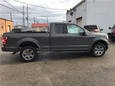 2018 F-150 Super Cab 4x4, Pickup #BF0647 - photo 8