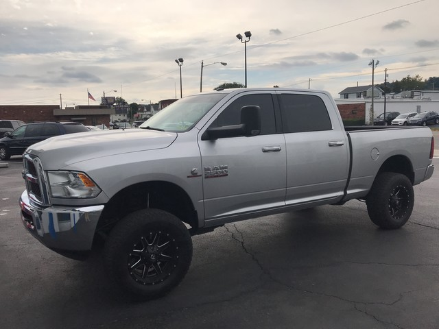2015 Ram 2500 Crew Cab 4x4,  Pickup #BF0647A - photo 2