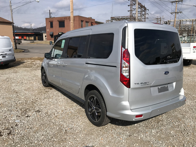2018 Transit Connect, Passenger Wagon #BF0683 - photo 2