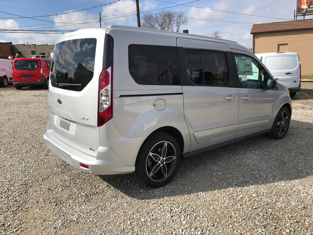 2018 Transit Connect, Passenger Wagon #BF0683 - photo 7