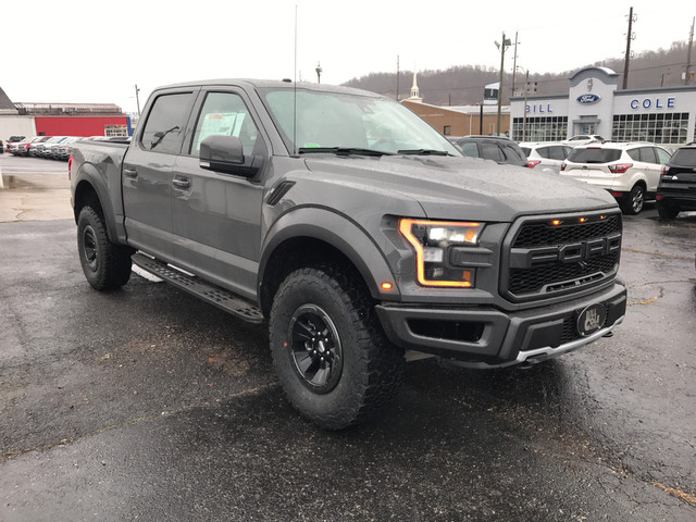 2018 F-150 Crew Cab 4x4, Pickup #BF0692 - photo 3