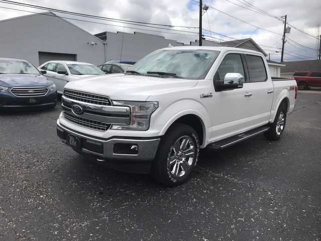 2018 F-150 SuperCrew Cab 4x4,  Pickup #BF0751 - photo 4